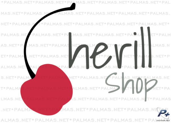 Cherill Shop – Logo Design