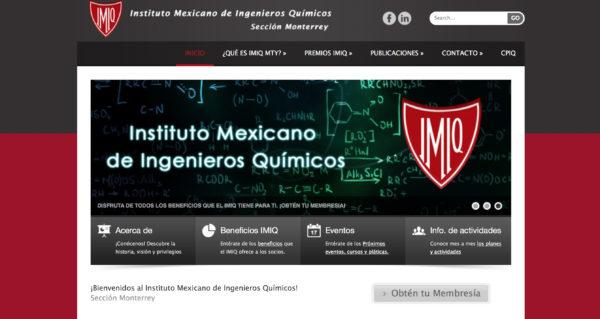 IMIQ – Website